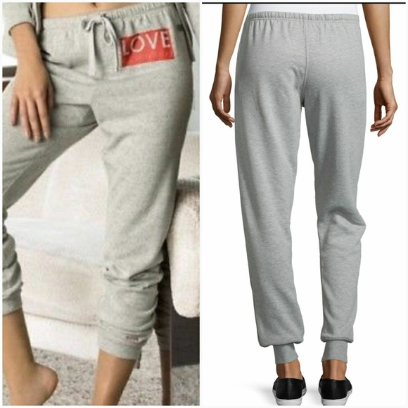 Peace Love World Jogger Sweat Pants